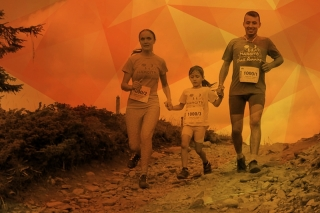 Hargita Trail Running 2018 - family
